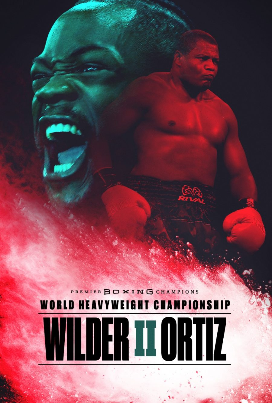 SATURDAY, NOVEMBER 23RD – WILDER VS ORTIZ II AT MULLEN'S BAR & GRILL NORRIDGE
